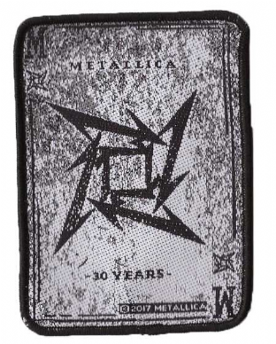 Metallica Patch 6
